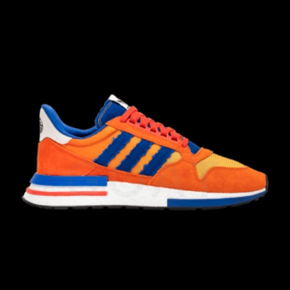 info for 14152 1d008 Dragon Ball Z x ZX 500 RM 'Son Goku' Size US 10.0M NWT